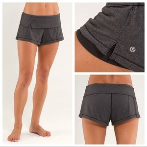 🎉2/$50 Lululemon 'It's Getting Hot In Here' Short